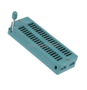 2pcs Universal 40P 40Pin ZIF ZIP DIP IC Test Tester Board Socket  Board Socket