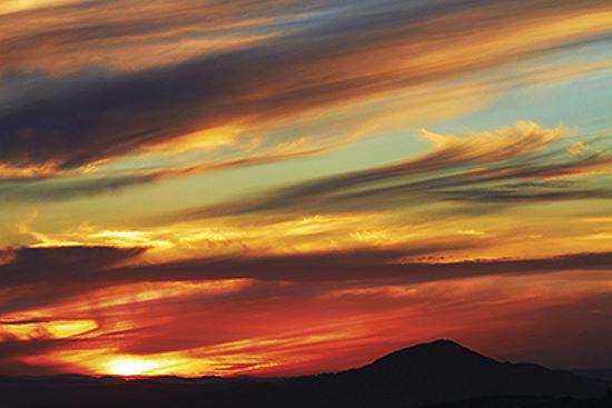 Denaro Delimont  Sud Isola Sunset Barella-Immagine Schermo Tramonto