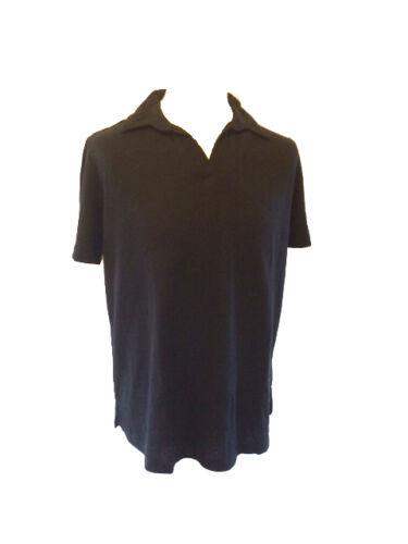 NEUF Polo homme à manches courtes plaine top designer style fit t shirt hommes
