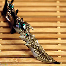 League Of Legends Lol Tryndamere Weapon Key Ring Key Chain Keychain Charm Cool