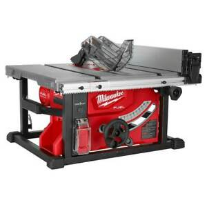 Milwaukee 2736-20 M18 FUEL 18V 8-1/4-Inch One-Key Cordless Table Saw - Bare Tool