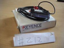 Keyence FS-T2P Sensor de fibra óptica Ver Foto's #Z12
