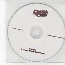 (DS807) Gloria Cycles, Vegas - DJ CD