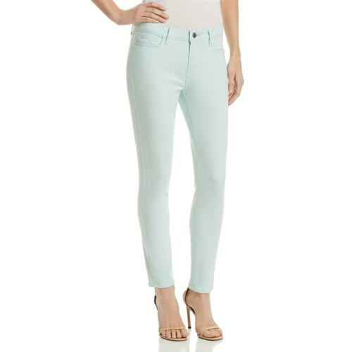 Paige Womens Green Colored Cropped Skinny Jeans 24 BHFO 0292