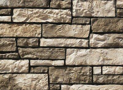 Fassade Baustoffe & Holz Verblender Für Innen Und Außen Steinoptik Modell Aragon Den Speichel Auffrischen Und Bereichern