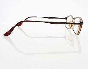 Brown Emboss TR-90 Unisex Portable Reader Reading Glasses +1.0 +2.0 +3.0 +4.0