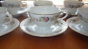 coffee-cups-and-saucer-set-Regency-Rose-by-Creative-China-8-sets-16-pieces-EUC