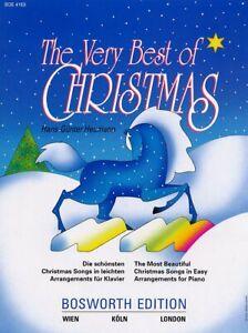 The-Very-Best-Of-Christmas-Weihnachtsklassiker-in-einfachen-Klavierarrangement