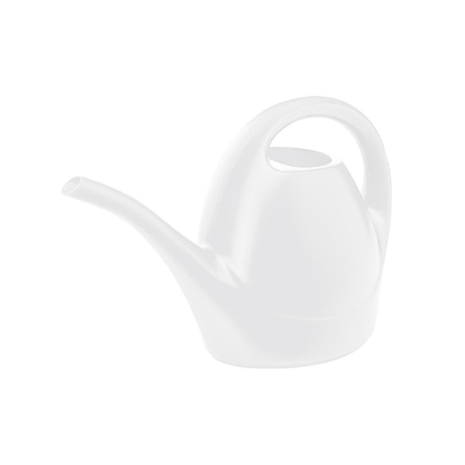 Emsa Oasis Moulders watering can flowers floral flowers Moulders Pouring Jug Bone White 3 L