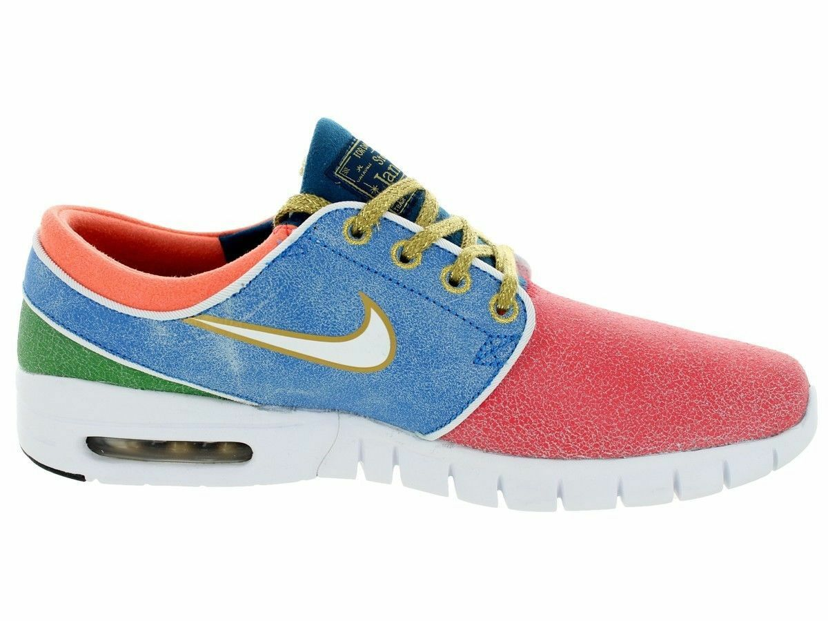Nike STEFAN JANOSKI MAX L QS Rio White Photo Blue 749678-614 Price reduction Men's Shoes