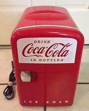 Coca-Cola mini fridge Koolatron  6 Can Mini Fridge Cooler KWC-4
