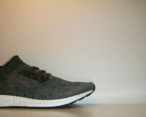 new arrival d271b 8fc2f Details about 2018 Adidas Ultra Boost 4.0 Uncaged Grey Green LTD Sz. 13  Primeknit DA9165 NMD