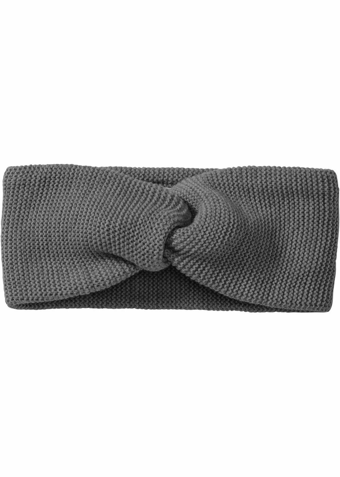 Cinta del pelo de cuerda grises jaspeadas señora accesorios nuevo