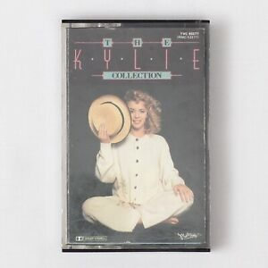 The-Kylie-Collection-Kylie-Minogue-Cassette-Tape-RARE-Aust-Pressing-1988