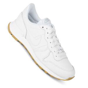 tarta amenaza Resistencia  Nike Wmns internationalist Ladies sneaker White gum | eBay