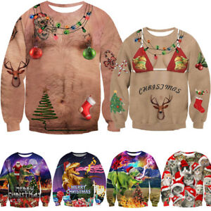 3D-Christmas-Sweatshirt-Funny-Ugly-Jumper-Santa-Claus-Xmas-Sweatshirts-Women-Men