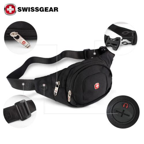 SwissGear Belt Bum Waist Bag bag Fanny Pack Sports Hiking Chest Bag Running Bag