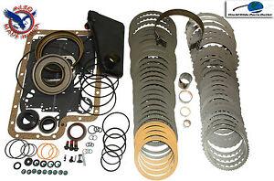 2004 ford f150 4x4 transmission rebuild kit