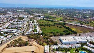 Terreno para desarrollar a 5 minutos de la playa  super ubicacion en Lago Real Zona de Nuevo Vallar