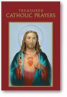 Treasured Catholic Prayers Paperback Sku Es777