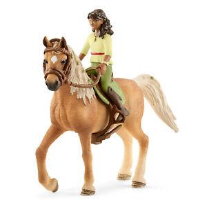 Schleich-42517-Sarah-amp-Mystery-Model-Horse-Club-Toy-2019-NIP