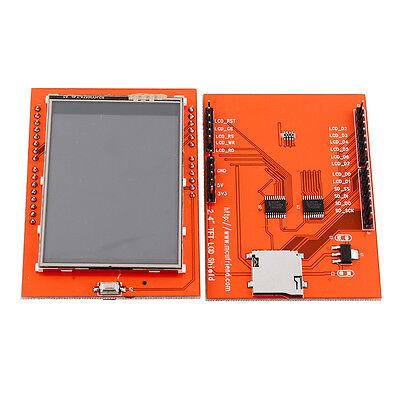 """2.4"""" TFT LCD Modul Touch Panel Display TF Reader Für Arduino UNO R2 R3 A137"""