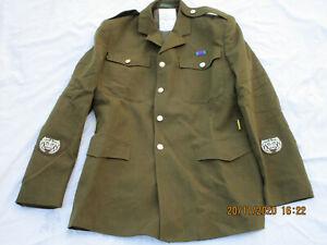 No-2-Dress-Uniform-Jacket-Royal-Logistic-Corps-WO2-Size-180-116-108-Large