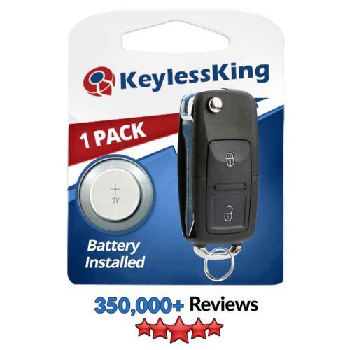 New 3b Replacement Keyless Entry Car Remote Flip Chip Key Fob for CWTWB1U345