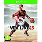 NBA Live 15 Xbox One Game for Microsoft Xbox One Brand New
