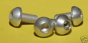 Kronos-Aluminum-7075-T6-Extralite-Bolts-M6X13-4pc