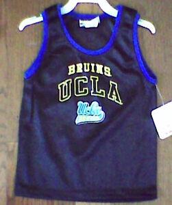 UCLA BRUINS Basketball Jersey Shirt 2T 3T 4T Toddler