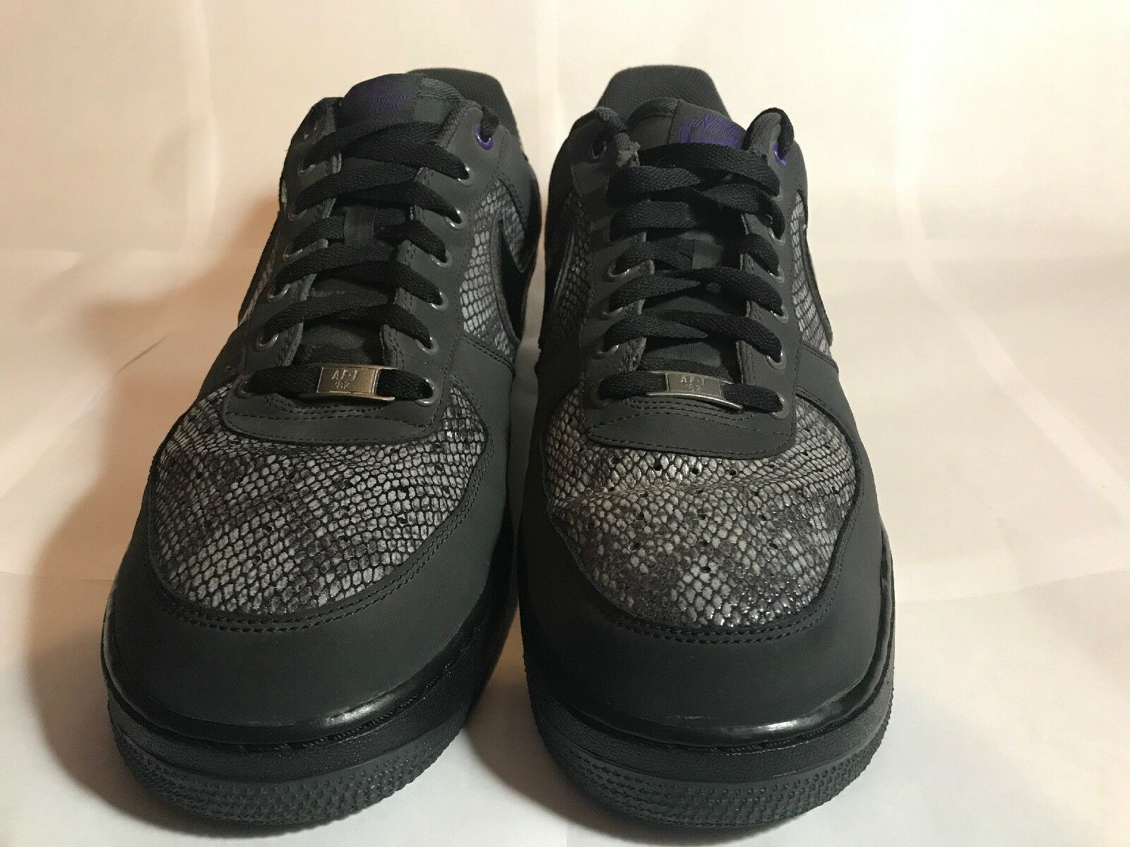 competitive price 56861 80c3f Nike Air Force 1 UltraForce Mid Women s shoes Size 8 Desert Dust 864025 203,.  Rare Black And Grey Snakeskin Air Force Ones Ones Ones Size 13 (2012) 5d6866