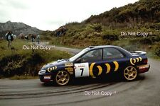 Colin McRae Subaru Impreza 555 Tour De Corse Rally 1994 Photograph