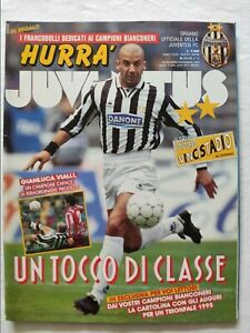 HURRA-039-JUVENTUS-N-11-12-DICEMBRE-1994-PAULO-SOUSA-VIALLI-PERUZZI-FORTUNATO