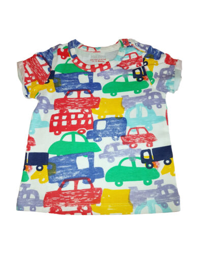 Made from 100/% cotton This top is perfect for children Boys car design t-shirt