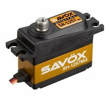 Savox Micro Tail Servo .07/34 - Savsh1257Mg
