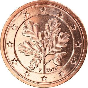 [#796890] République fédérale allemande, 2 Euro Cent, 2016, Stuttgart, FDC, Copp