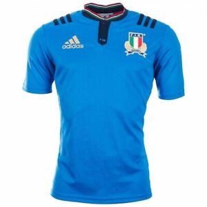ITALIEN ITALY Rugby Trikot Jersey ADIDAS Herren/Men Größe S-M +NEU+ F.I.R maglia