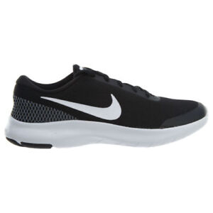 c1af25741a9 Nike Flex Experience RN 7 Mens 908985-001 Black White Running Shoes ...