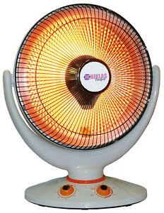 Stufa stufetta elettrica alogena riscaldamento a da terra caldobagno ventilatore
