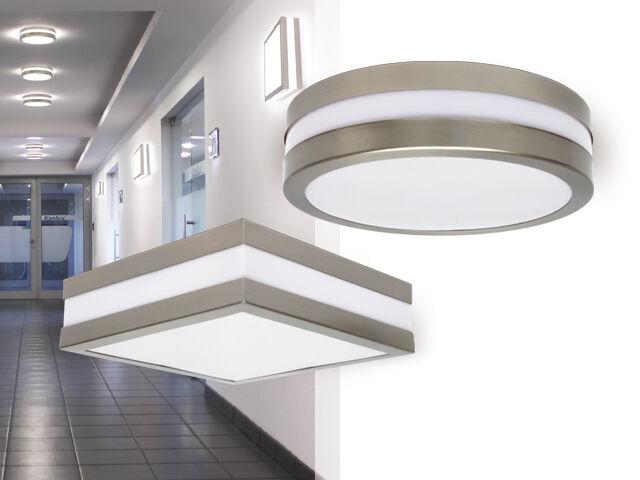 PROVANCE IP44 E27 Decken Wandleuchte Deckenlampe Wandlampe für LED & ESL