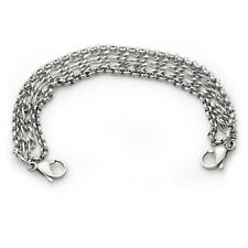 Medical ID Stainless Steel Quad Link Interchangeable Bracelet