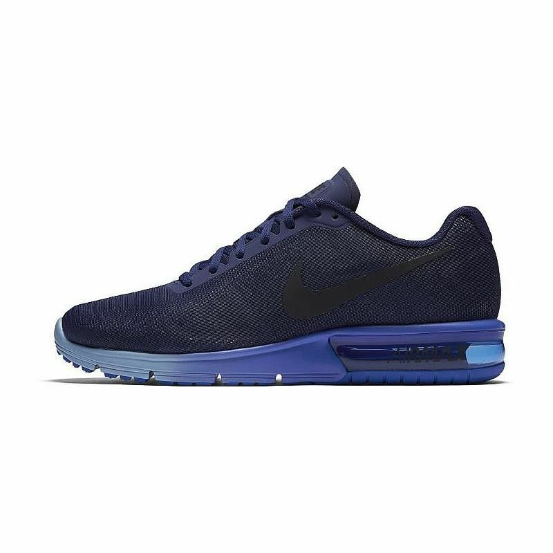 NIKE AIR MAX SEQUENT MENS RUNNING TRAINER 719912 407 UK 10 EUR 45 US 11