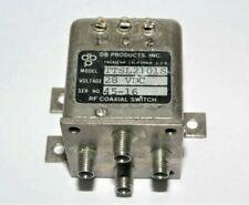Db Products Ttsl2101s Rf Coaxial Switch 28 Vdc