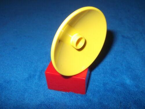 LEGO DUPLO BATMAN 1 X RADAR GELB STEIN ROT aus dem Set 10544 92011 92009