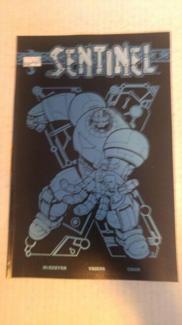 Sentinel #7 December 2003 Marvel Comics Mckeever Vriens Udon