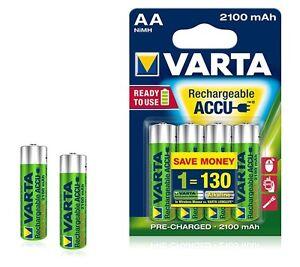Varta-4x-Batterie-NiMH-AA-hr06-1-2v-2100mah-56706-101-404-Varta