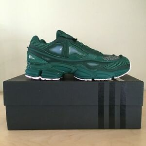 Details about RAF SIMONS X ADIDAS OZWEEGO 2 SS 16 Green Pink AQ2640