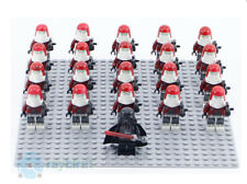 21PCS 212th Attack Battalion Clone Trooper Building Blocks Mini Figure DIY Toys