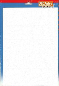 Decadry ocb 4624 fibres white business cards make your own business image is loading decadry ocb 4624 fibres white business cards make reheart Choice Image